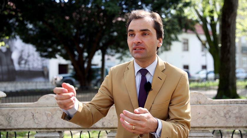 Ricardo Sousa, director-geral da Century 21 Portugal e Espanha.