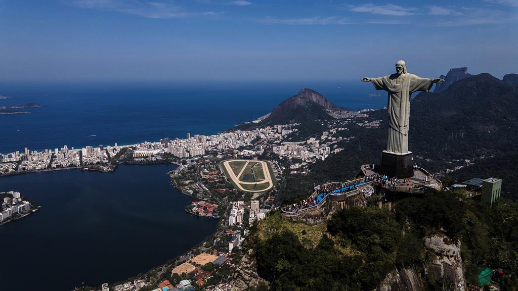 Já pode ir de férias ao Brasil. Foto: António Lacerda/EPA
