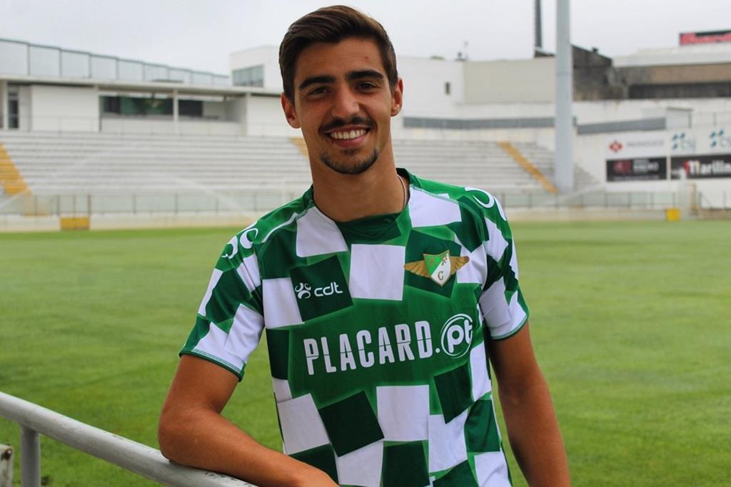 Rodrigo Conceição, Moreirense. Foto: Moreirense