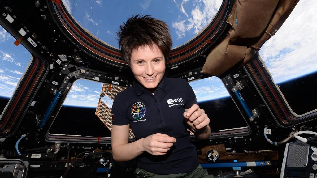 Samantha Cristoforetti, tem 44 anos e será a primeira astronauta europeia a comandar a Estação Espacial Internacional em 2022. Foto: DR