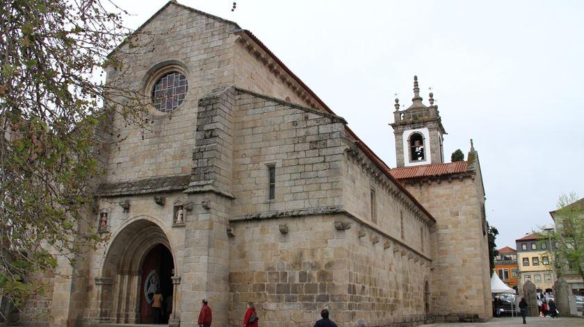 Sé de Vila Real. Foto: Agência Ecclesia