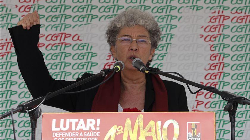 Foto de arquivo: António Cotrim/Lusa