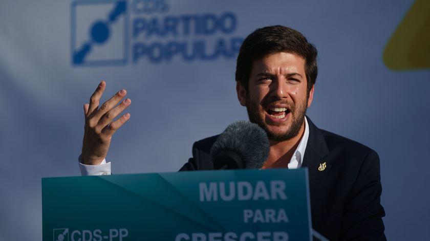 Líder do CDS-PP defende que deve ser julgado pelo resultado nas autárquicas