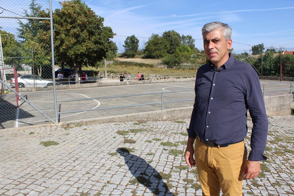 Sérgio Costa deixou o PSD e agora quer conquistar a Guarda ao seu antigo partido. Foto: Liliana Carona/RR
