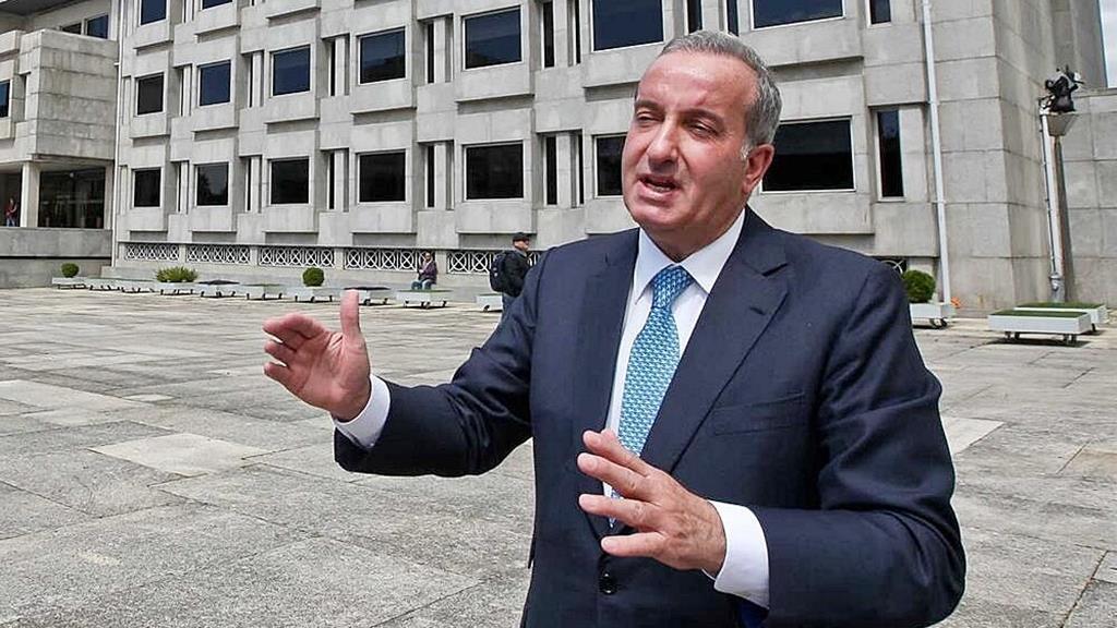 Silva Tiago, presidente CM Maia. Foto: DR