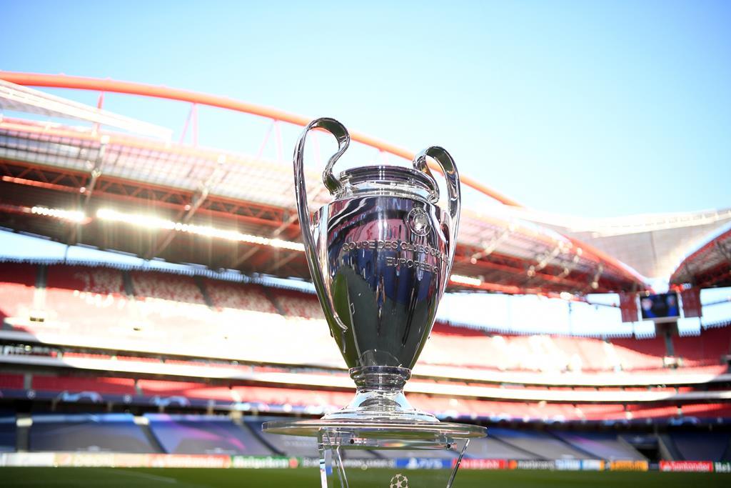 Novo formato da Liga dos Campeões entra em vigor em 2024. Foto: David Ramos/EPA