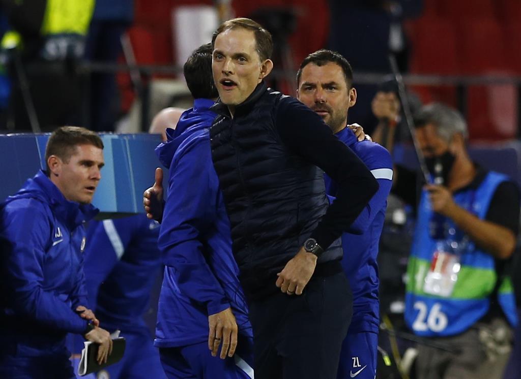 Chelsea eliminou o FC Porto nos quartos de final. Foto: Marcelo del Pozo/Reuters