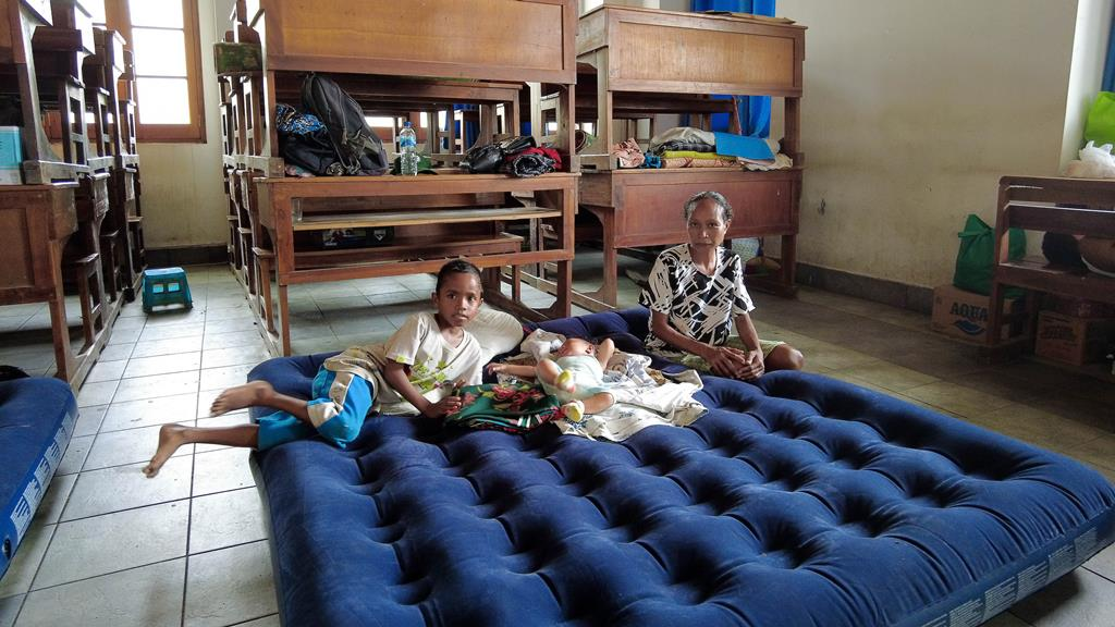 Além da pandemia, Timor-Leste enfrenta os efeitos das fortes cheias. Foto: António Sampaio/Lusa
