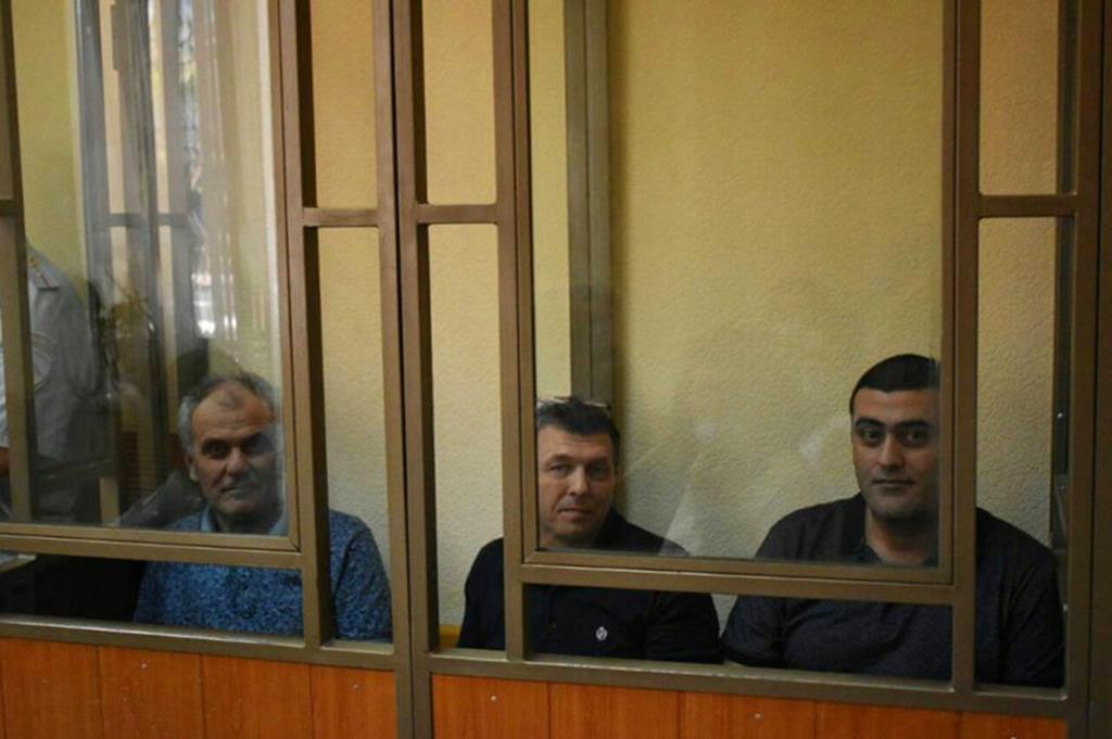 """Testemunhas de Jeová condenados a penas de prisão por """"extremismo"""" na Rússia. Foto: Testemunhas de Jeová"""