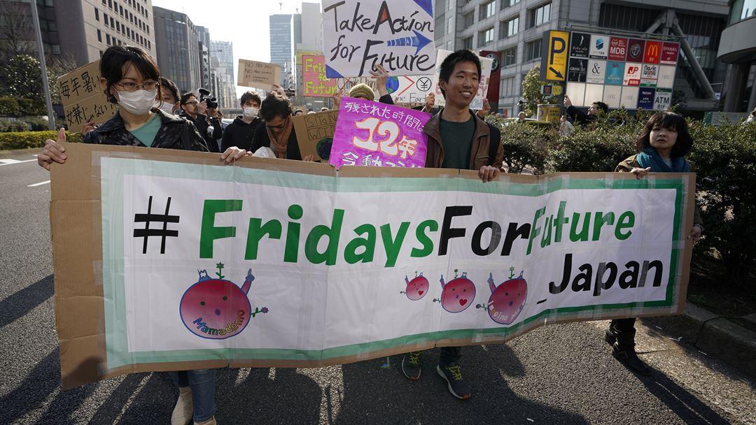 Tóquio, Japão Foto: Franck Robichon/EPA