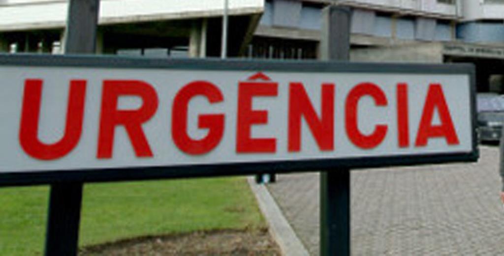 Deu entrada no Hospital de Santa Maria já em paragem cardiorrespiratória. Foto: DR