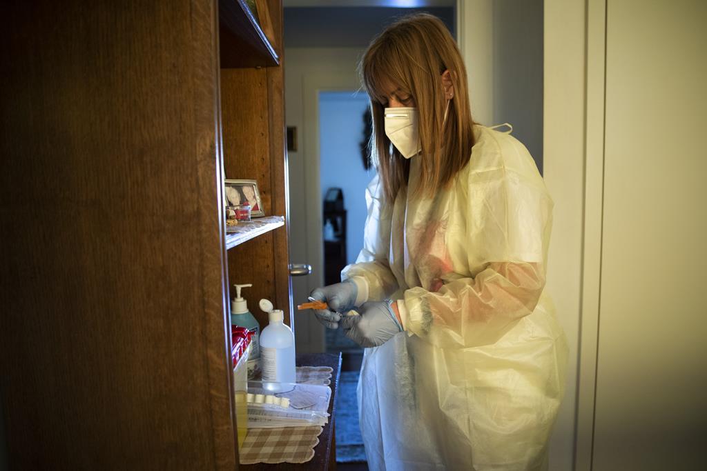 Estudo revela menor risco de transmissão para vacinados. Foto: Joana Bourgard/RR