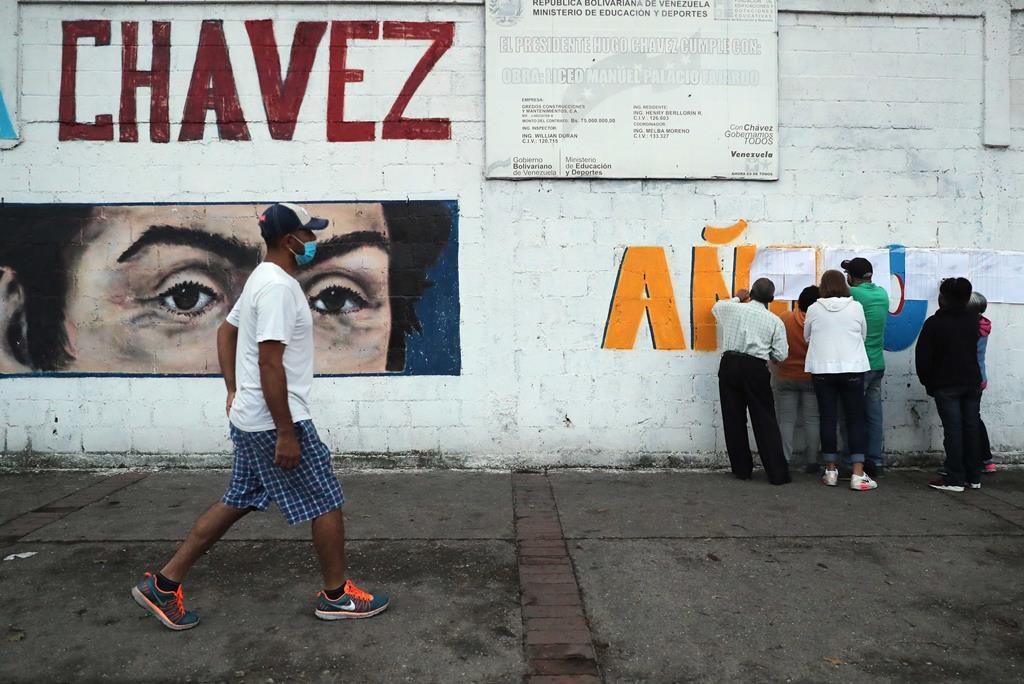 Foto: Miguel Gutierrez/EPA