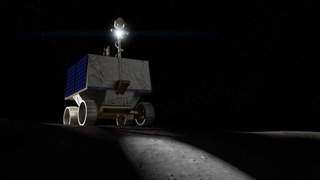 Veículo de Exploração Polar para Investigação Volátil (VIPER): Foto: NASA