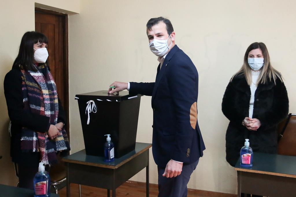 Vitorino Silva é colocado nas sondagens em quarto lugar. Foto: Manuel Fernando Aráujo/ EPA