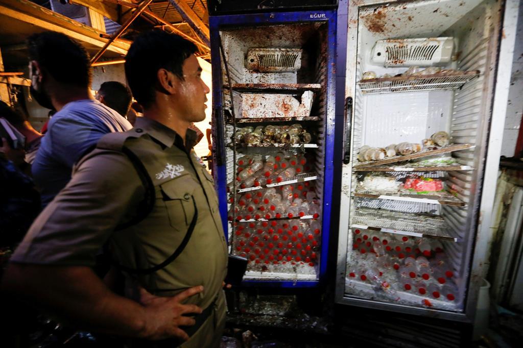 Foto: Wissam Al-Okaili Reuters