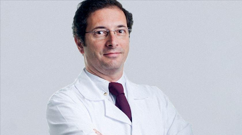 José Diogo Ferreira Martins, presidente da Associação de Médicos Católicos. Foto: DR
