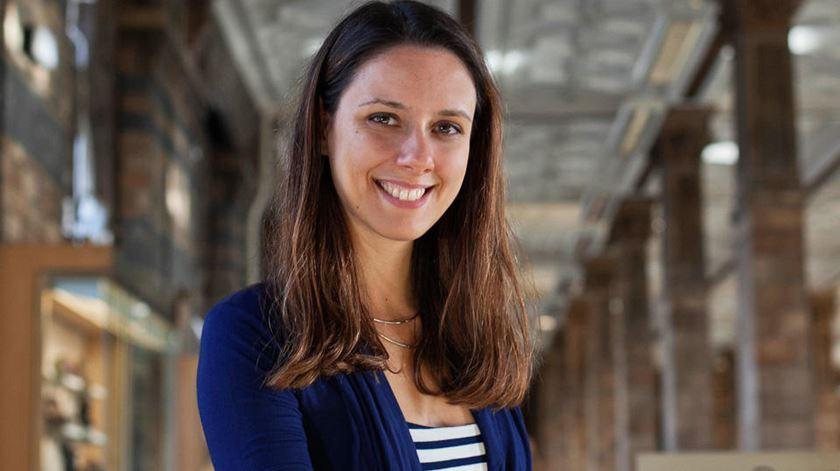 É astrobióloga e professora associada no Instituto Superior Técnico. Foto: IST
